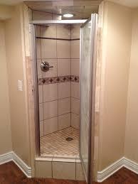 fun basement shower installing in basements ideas