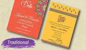 Invitation Card For Get Together Kards Creative Indian Wedding Invitations Caricature