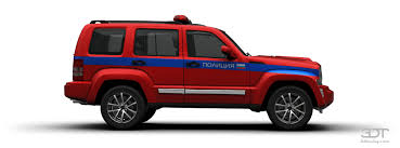 3dtuning of jeep liberty suv 2008 3dtuning com unique on line