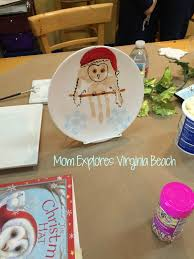 Color Me Pretty Paint The by Color Me Mine Review Mom Explores Virginia Beach