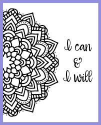 25 mandala coloring pages ideas