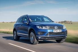 volkswagen jeep touareg new volkswagen touareg 3 0 v6 tdi bluemotion tech 262 r line 5dr