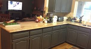 cabinet stunning painting kitchen cabinets white before and