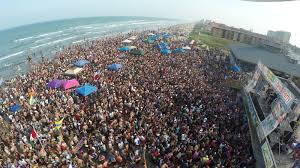 south padre spring break party inertia tours