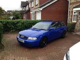 audi s4 for sale pistonheads used 1999 audi s4 avant quattro for sale in kent pistonheads