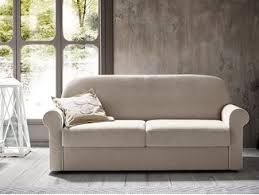 revetement canapé canapé lit en velours avec revêtement amovible by felis