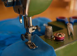 free images wheel wire color blue sewing machine art