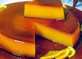 cuisine portugaise dessert tasca da elvira entremet aux oeufs et à l orange