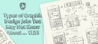 8 types of graphic design jobs you may not know about yet