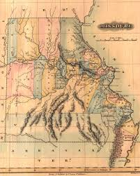 missouri map early missouri maps historic county maps