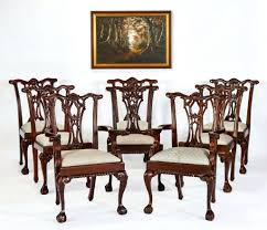 dining chairs chippendale style dining room furniture chinese