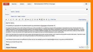 email sending resume faceboul com