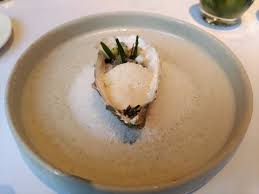cuisine chantilly chantilly of oyster picture of the ledbury tripadvisor