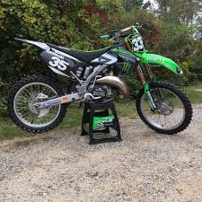 kx125 on topsy one