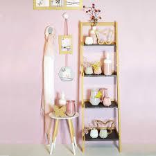 leiter regal rosa