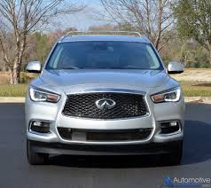 2017 infiniti qx60 rack and 2017 infiniti qx60 review u0026 test drive
