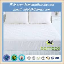 Dust Mite Crib Mattress Cover Breathable Waterproof Hypoallergenic Dust Mites Fitted Mattress