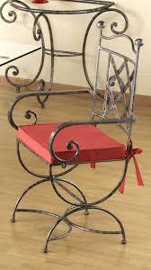 chaises fer forg 40 superbe portrait chaise fer forgé meilleur de la galerie de