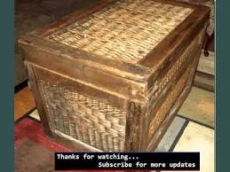 Wicker Trunk Coffee Table Wicker Trunk Wicker Trunk Coffee Table