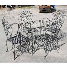 small wrought iron table outdoor white iron patio furniture outdoor wood bench curved