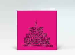 geburtstagskarten design geburtstagskarte happy birthday torte pink designer karten de