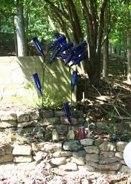 Blue Bottle Chandelier by Bottlewerx Llc Gallery