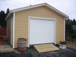 Shed Overhead Door by Sheds