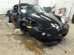 porsche cayman s 2010 for sale 2010 porsche cayman s for sale me lyman salvage cars