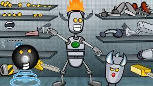 build a build a robot razor robotics