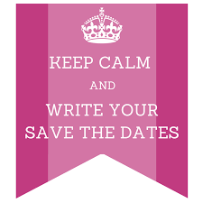 Save The Date Wording Ideas When Do U Send Out Wedding Save The Dates Yaseen For