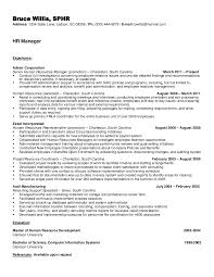 Recruitment Manager Resume Sample Resume Samples U2013 Expert Resumes