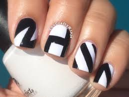 nail designs geometric beautify themselves with sweet nails