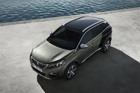 peugeot suv 2015 press release the new peugeot 3008 gt suv temper gt spirit