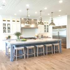 large kitchens with islands large kitchen island ideas magnetic seating area for with wall mount