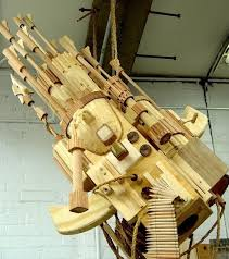 beautiful woodwork noupe