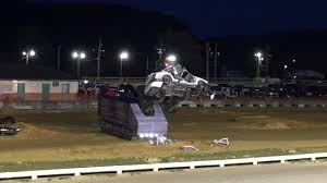 Monster Truck Show Intermission Pt 2 Fire Breathing Dragon