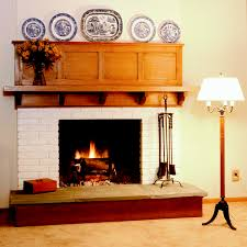 fetching image of arts and crafts fireplace mantel for fireplace