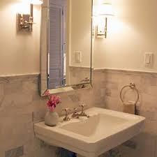 Beveled Bathroom Mirror by Beaded Beveled Bathroom Mirror Design Ideas