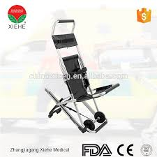 hospital electric stair chair stretcher hospital electric stair