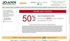 joann fabrics website joann store coupon hair coloring coupons
