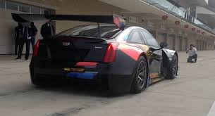 cadillac ats racing cadillac unleashes 600hp ats v r coupe for the racetrack