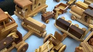 Making Wooden Toy Trucks by Hand Made Wooden Toys By Pap U0027s Wooden Toys Youtube