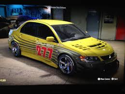 mitsubishi lancer evolution 9 mitsubishi lancer evo 9 nfs 2015 beta by nissangtrfan on deviantart