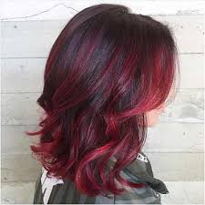 matrix red brown hair color brown hairs