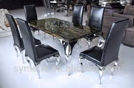 dining table with rotating glass top rotating dining table buy table top marble