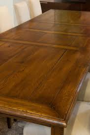 Oak Dining Room Tables 25 Best French Oak Dining Table Images On Pinterest French Oak