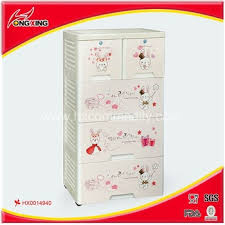 plastic storage cabinets with drawers 4 layer plastic cabinet baby clothes storage chest drawer with locks