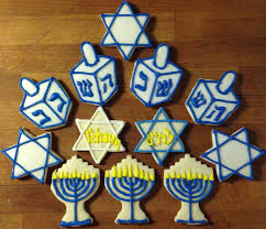 hanukkah cookies hanukkah sugar cookies by favoritehate on deviantart