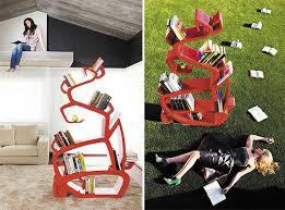 Decorative Bookshelves by Decorative Bookshelves Ultra Modern Bookshelf By Jordi Mila