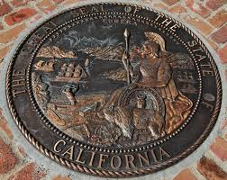 California State Flag California State Seal